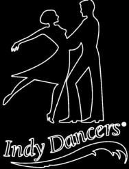 Indy Dancer's - Dance club from Indianapolis Indiana, offering free dance lessons, swing, and ballroom dance events.